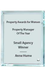 Best letting agent award