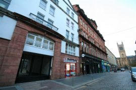 1 Bed Furnished Apartment, Candleriggs, Merchant City
