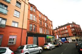 2 bed, furnished, Torness Street, Kelvingrove