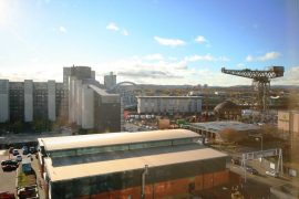 2 Bed Unfurnished Apartment, Stobcross St