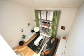 2 Bed Loft Apartment, London Rd – Available 25/01/2021