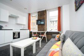 Flat 1/1, 155 Oxford Street, Laurieston, Glasgow G5 9JE