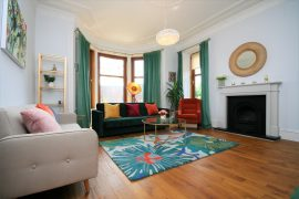 2 Bed Superior Styled Furnished Apartment, Onslow Drive, Dennistoun, G31