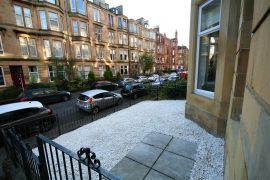 2 Bed Unfurnished Apartment, Finlay Drive, Dennistoun