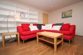 2 Bed Executive Furnished Apartment, Argyle St – Available 04/03/2021